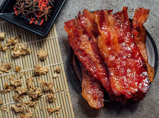 Pork Bacon Jerky
