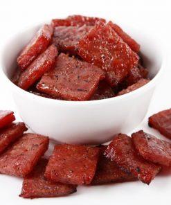 Pork Cutlet Jerky
